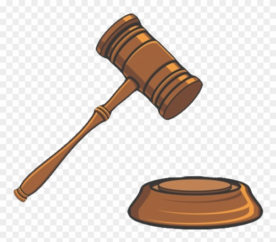Clipart Hammer Lawyer.