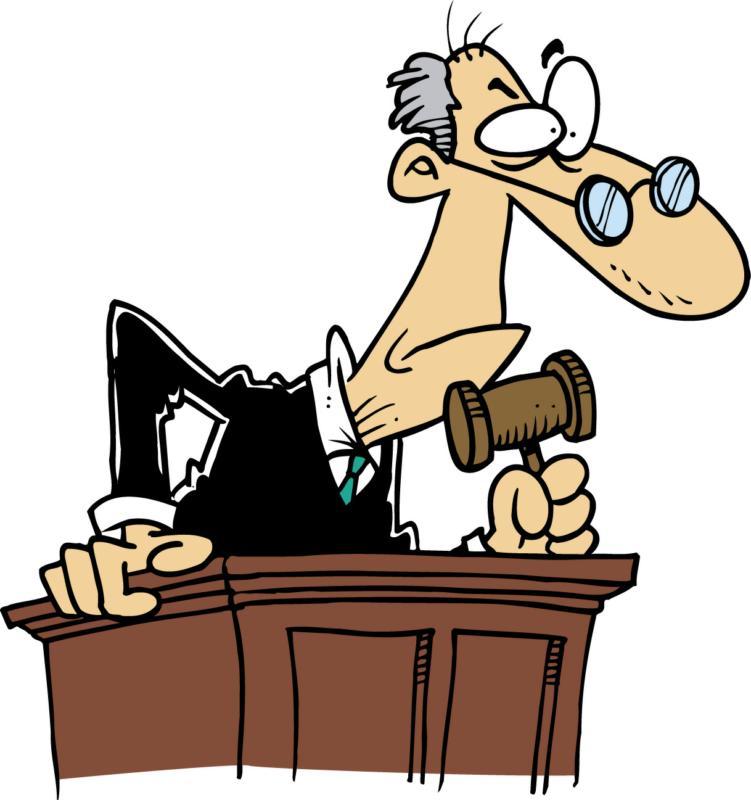 Court Clipart.