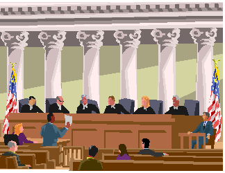 Former court clipart #6