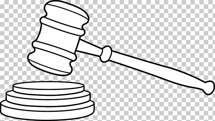 Gavel Judge Drawing Court , tree PNG clipart.