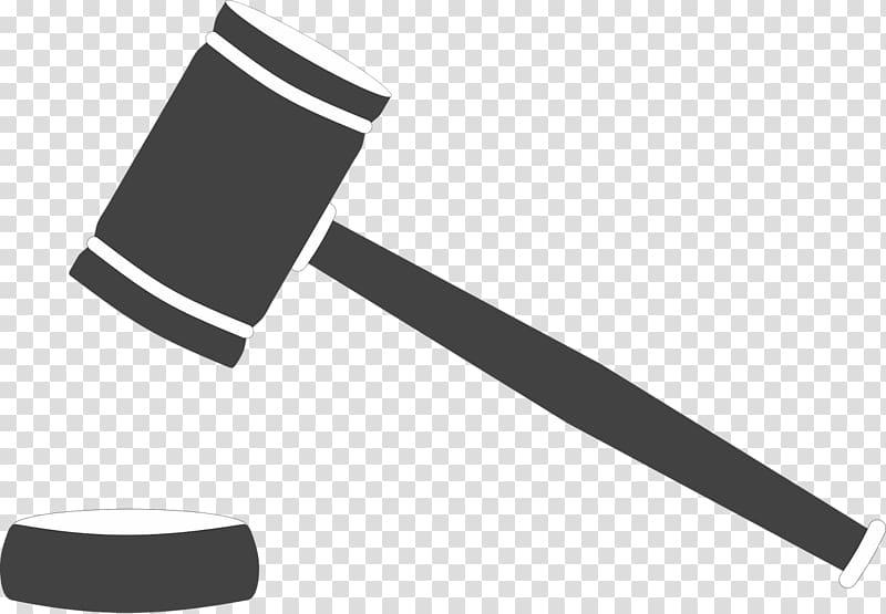 Gavel Judge Court Lawyer Computer Icons, hammer transparent.