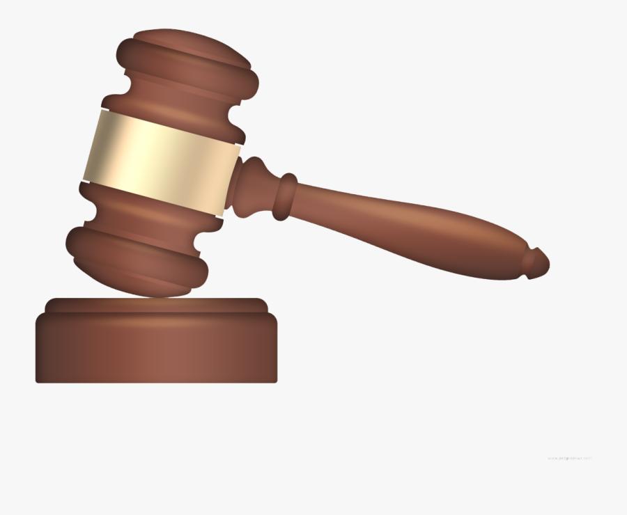 Judge Hammer Png.