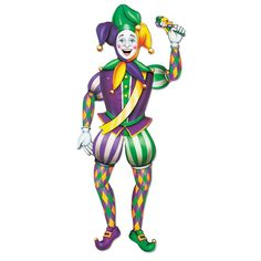Court jester clipart.