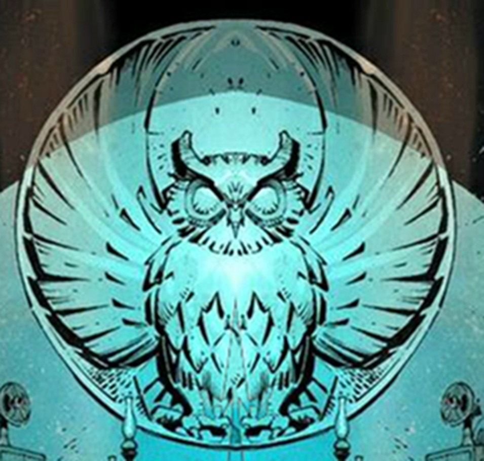 All evidence that shows The Court of Owls will have a role.
