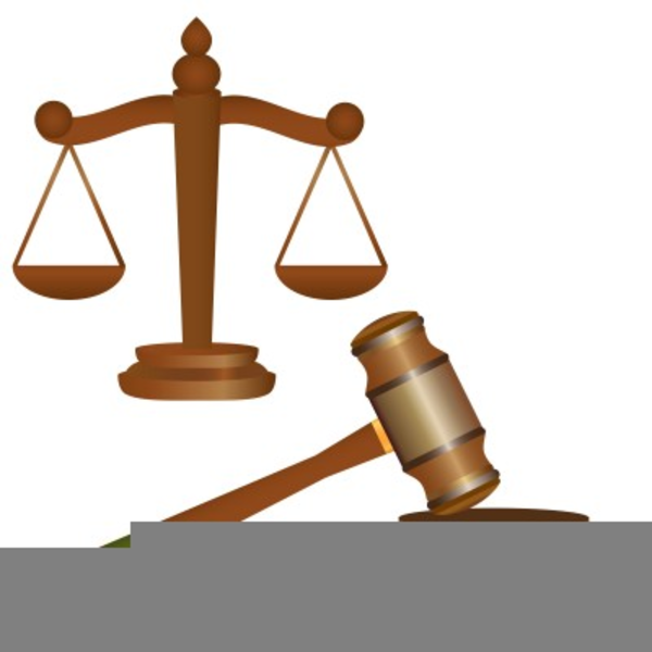 Free Courtroom Clipart.