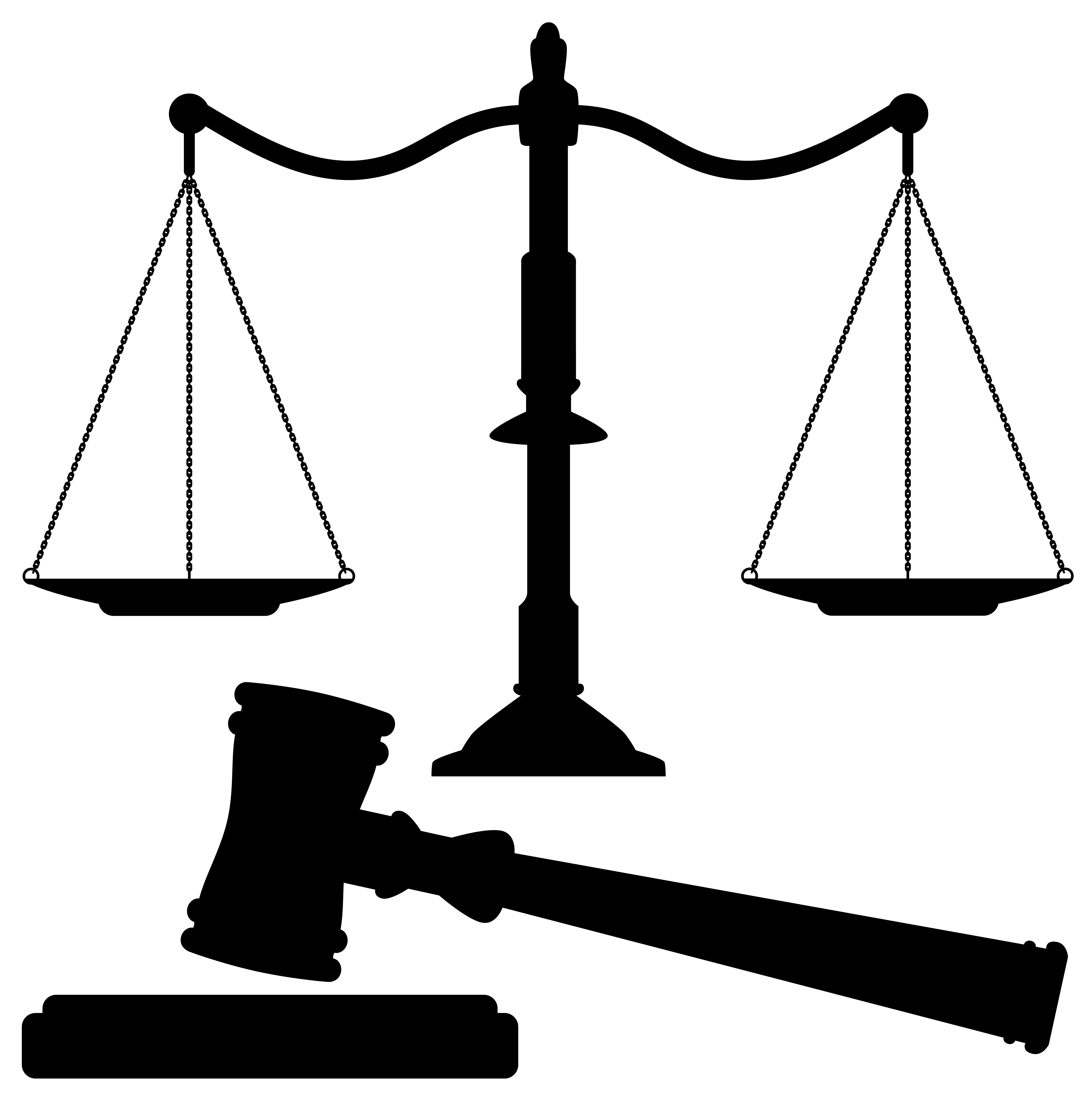 2122 Justice free clipart.