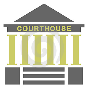 Court house clipart.