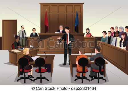 Courtroom Illustrations and Clip Art. 2,953 Courtroom royalty free.