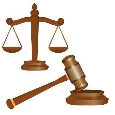 Law Court Clipart.