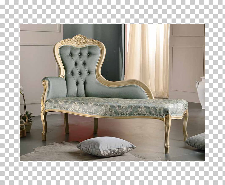 Table Chaise longue Furniture Couch Chair, european style.