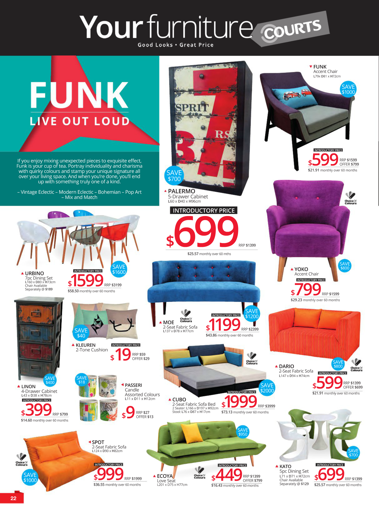 Courts Catalogue Courts Year End Sale 2014.