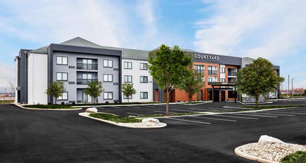 Courtyard by Marriott is Repositioning More Than 1,000.