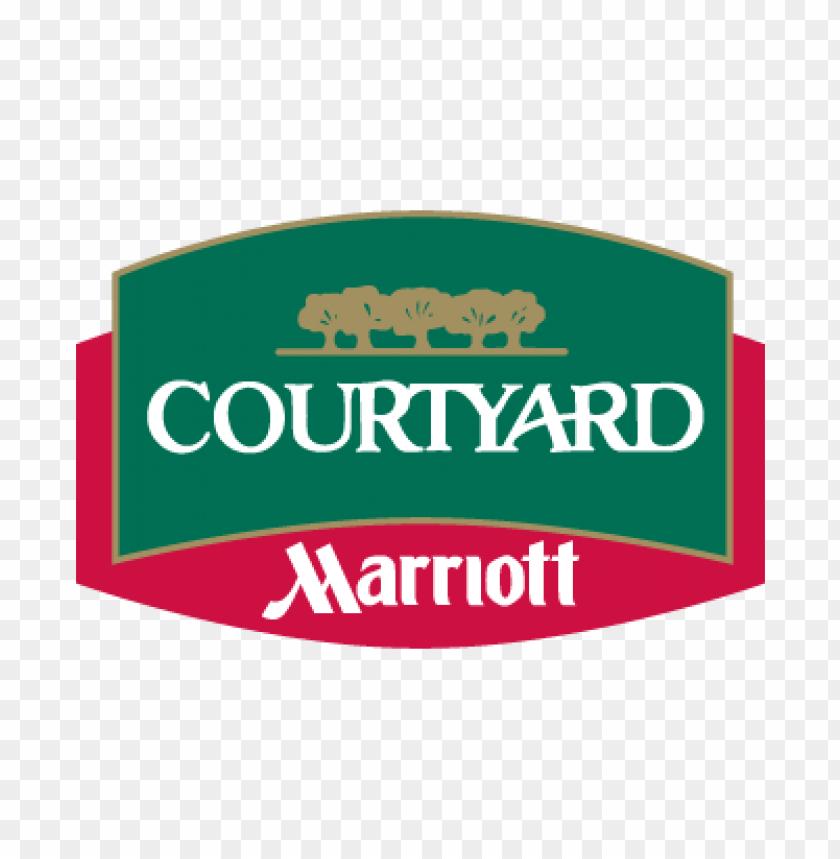 courtyard marriott logo vector free.