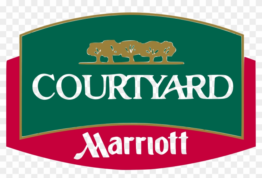 Courtyard By Marriott Logo Png Transparent.