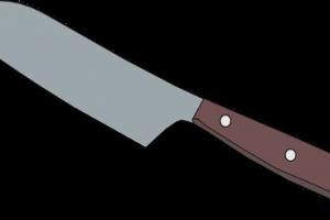 Clipart couteau » Clipart Station.