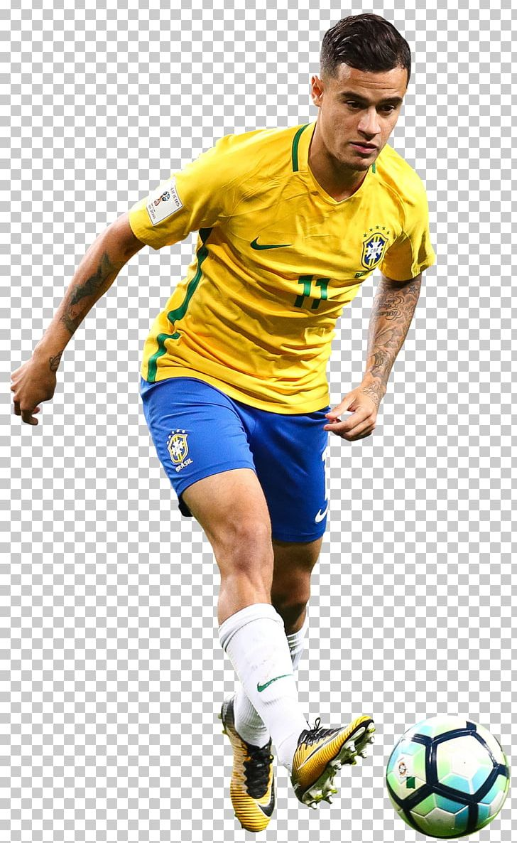 Philippe Coutinho Brazil National Football Team FC Barcelona.