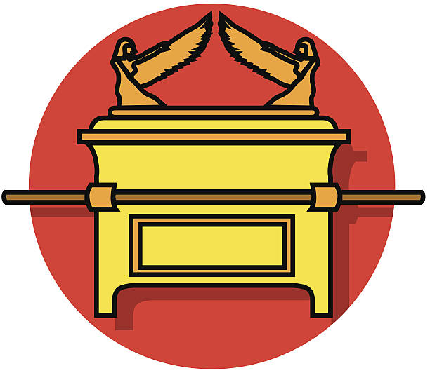 Ark Of The Covenant Illustrations, Royalty.