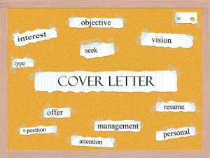 How to write an effective cover letter.