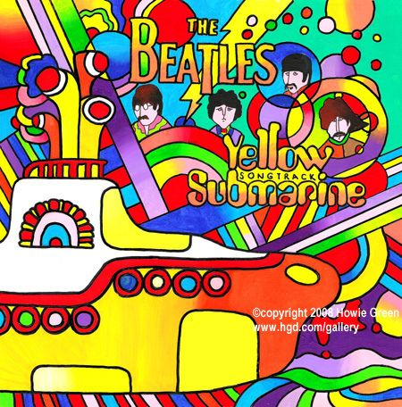 All Beatles Album Covers.