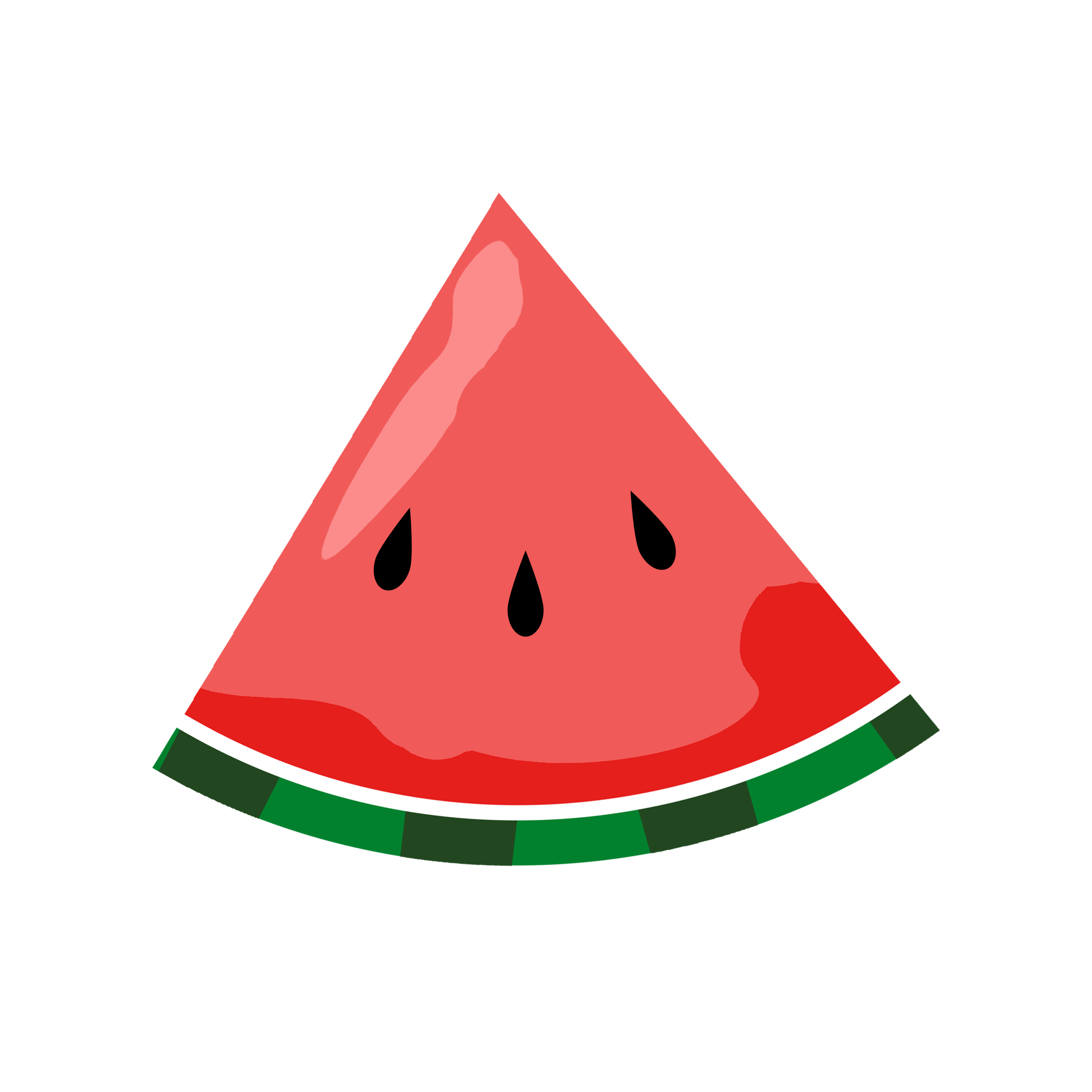 Clipart watermelon cover photo.