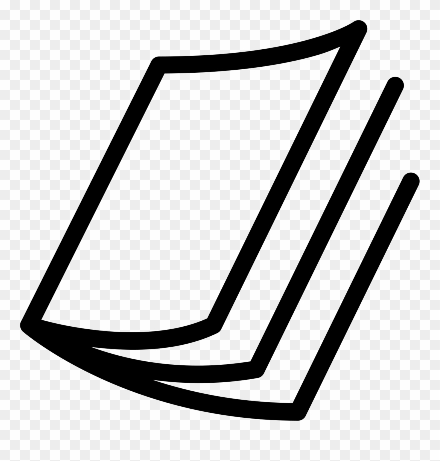 Magazine Icon Png How To Format Cover Letter Art And.