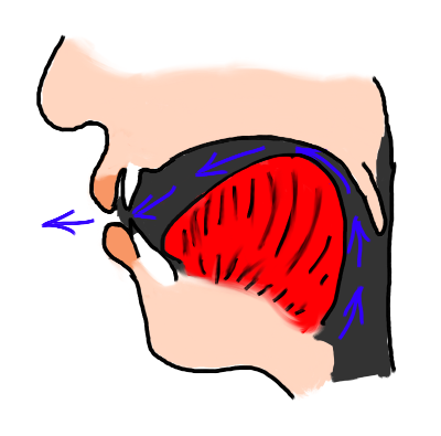 Shape Of Mouth When Pronouncing O Clipart Clipground