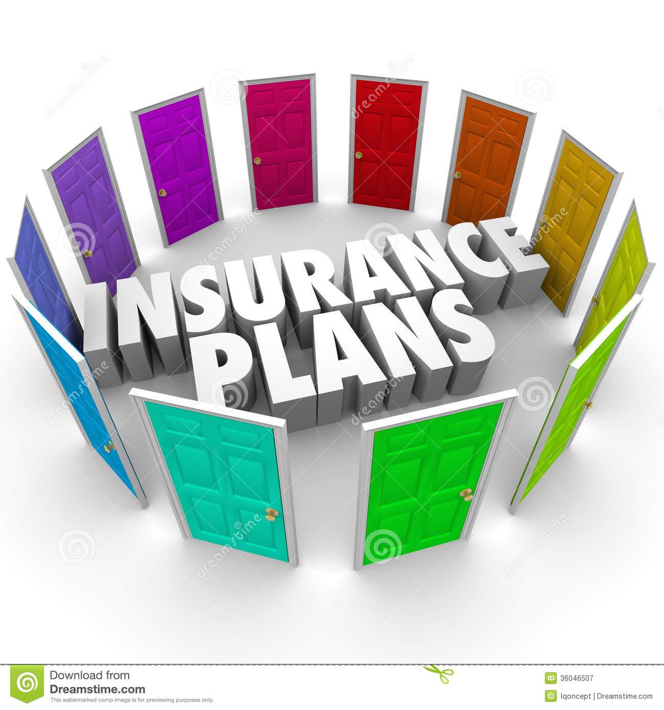 Clip Art Health Insurance Coverage.