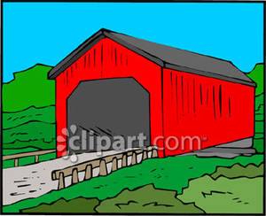 Covered Bridge Clipart Clipground