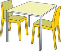 Free Furniture Clipart.