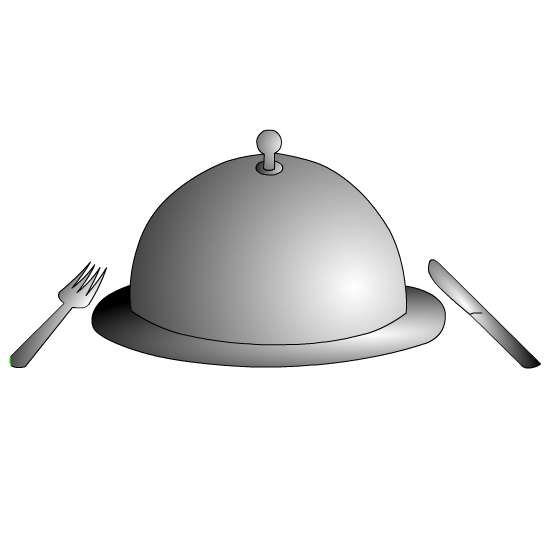 Covered dish clipart.