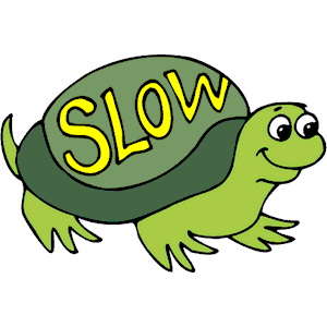 Slow Clipart.