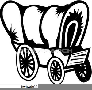Free Covered Wagon Cliparts.
