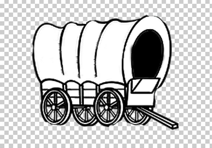 Covered Wagon Line Art Cart PNG, Clipart, Area, Black And White.
