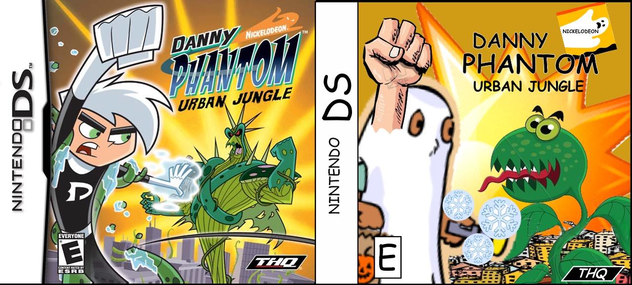 Urban jungle clip art cover.