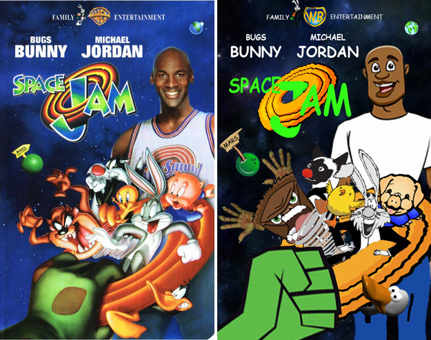 15 Movie Covers Recreated In Clip Art And Comic Sans.
