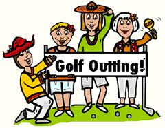 School golf clipart.