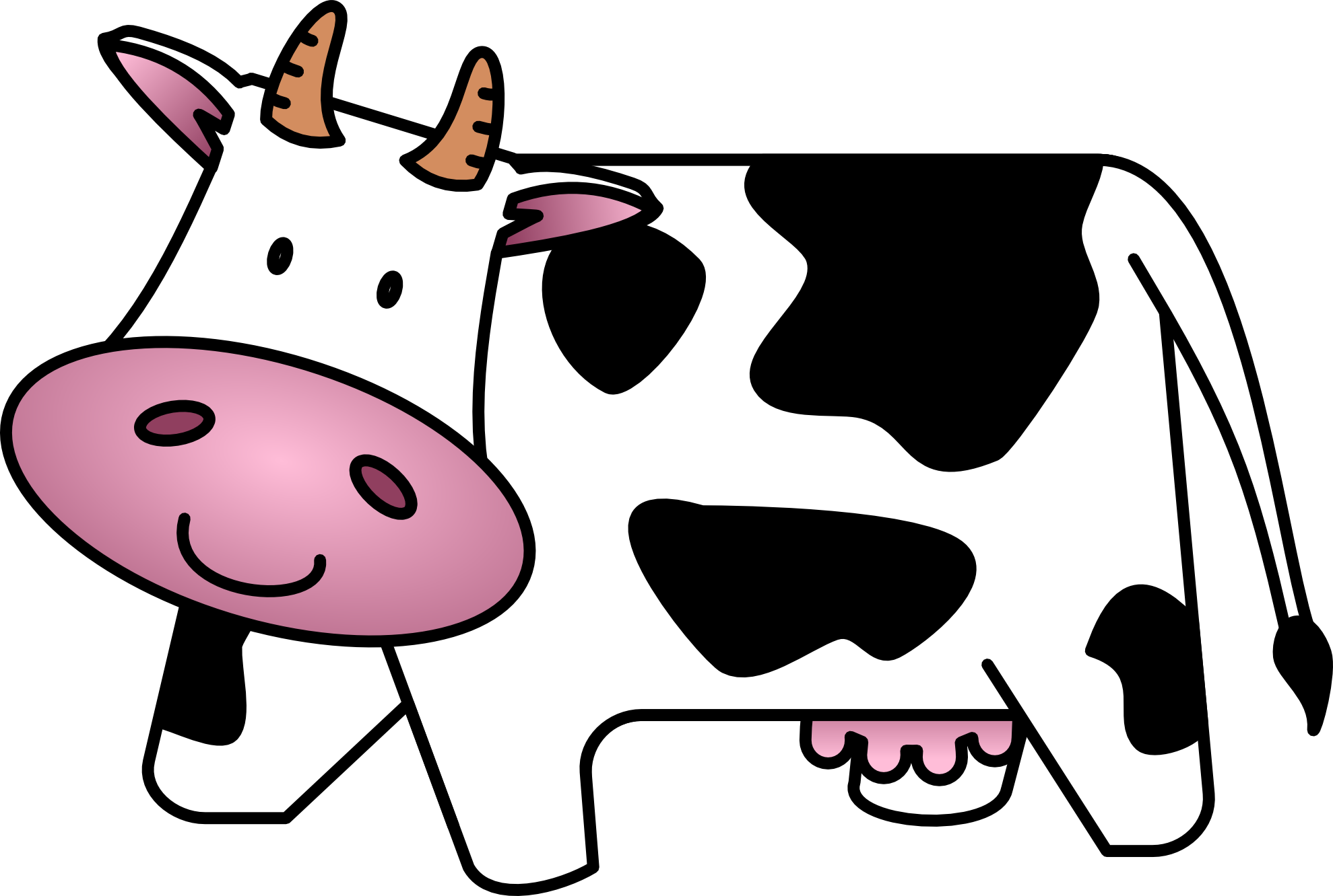 Free Cow Clipart Transparent, Download Free Clip Art, Free.