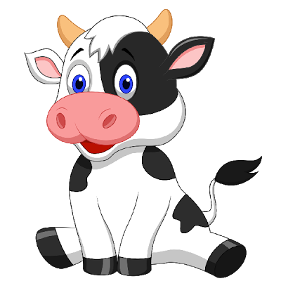Cow Clipart For Kids at GetDrawings.com.