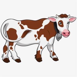 Cow clipart colored, Cow colored Transparent FREE for.
