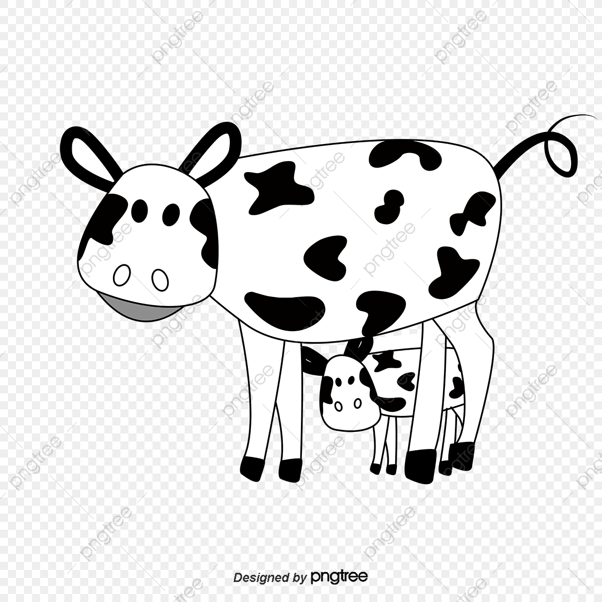 Download Free png Dairy Cow 2, Cow Clipart, Dairy Cow, Animal PNG.
