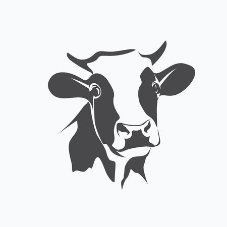 6,170 Cow Face Stock Vector Illustration And Royalty Free Cow Face.