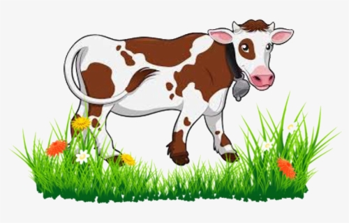 Free Brown Cow Clip Art with No Background , Page 4.