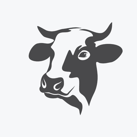 Cow Head Clipart Black And White (102+ images in Collection) Page 1.