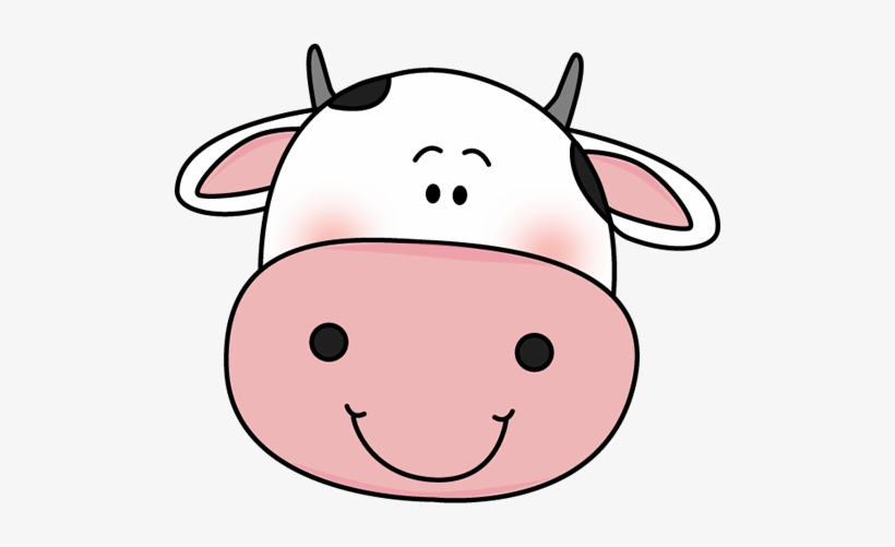 Cow Head Clipart Black And White Clipart Panda Free.