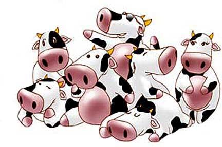 Herd/Heard of homophones?.