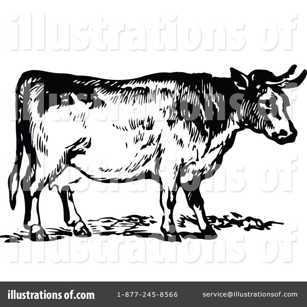 Cow Clipart #1118701.
