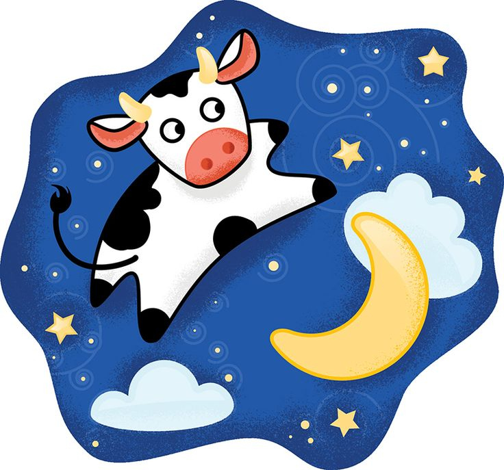 17 Best images about Cow Over The Moon Ideas on Pinterest.