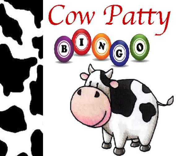 Cow Patty Bingo.