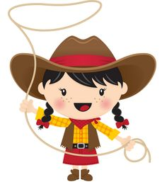 243 Best Western/Cowboy & Cowgirl Clipart images in 2019.