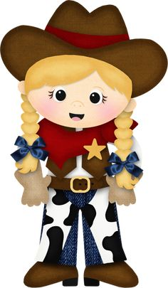 49 Best Cowgirl Clipart images in 2019.